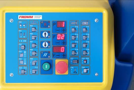 FROMM FRxxx Série ROBOT OP2
