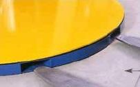 Fromm ovijeci stroje  - Nakládací rampa také pro elektrický vysokozdvižný vozík