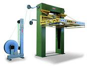PM800 Série Plně automatický horizontalní páskovací stroj na plastovou pásku
