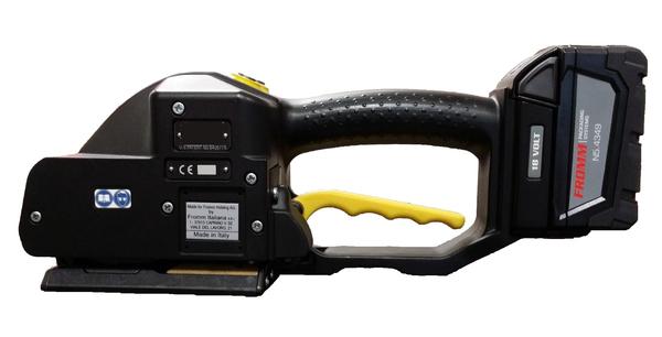 P329  akumulátorový páskovač