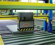 Automatické stroje na ocelové pásky